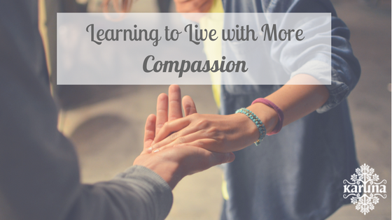 Learning to Live with More Compassion